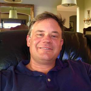 Fundraising Page: Rob Barger